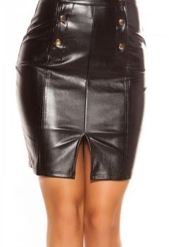 eeLeatherer_look_miniskirt_Highwaist__Color_BLACK_Size_M_0000MI19504_SCHWARZ_20