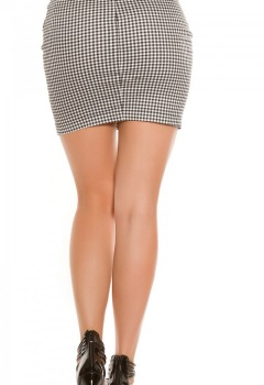 eeSexy_mini_skirt_with_lacing__Color_BLACKWHITE_Size_L_0000H2903-2_SCHWARZWEISS_3