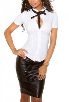 ooKouCla_short_sleeve_blouse__Color_WHITE_Size_S_0000T2199S_WEISS_57