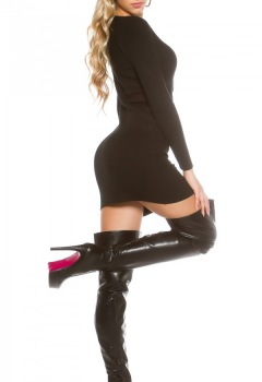 ooKouCla_ribed_knit_Mini_dress_with_lacing__Color_BLACK_Size_Einheitsgroesse_0000KOP-1527_SCHWARZ_57